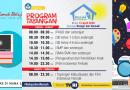 """Ragam Program Tayangan """"Belajar dari Rumah"""" di TVRI 11 April 2020"""